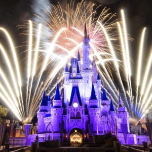 Parque Magic Kingdom na Disney