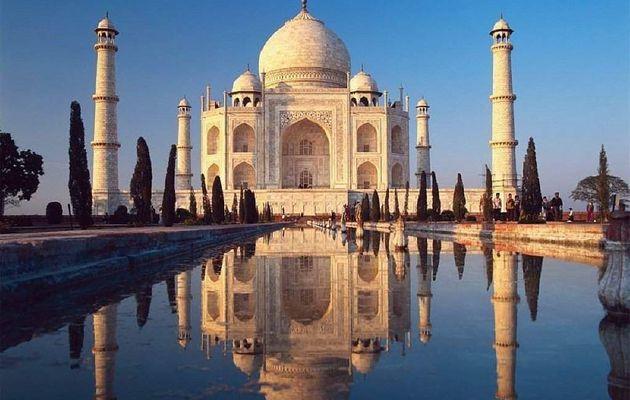7 maravilhas do mundo- Taj Mahal | Louco por Viagens