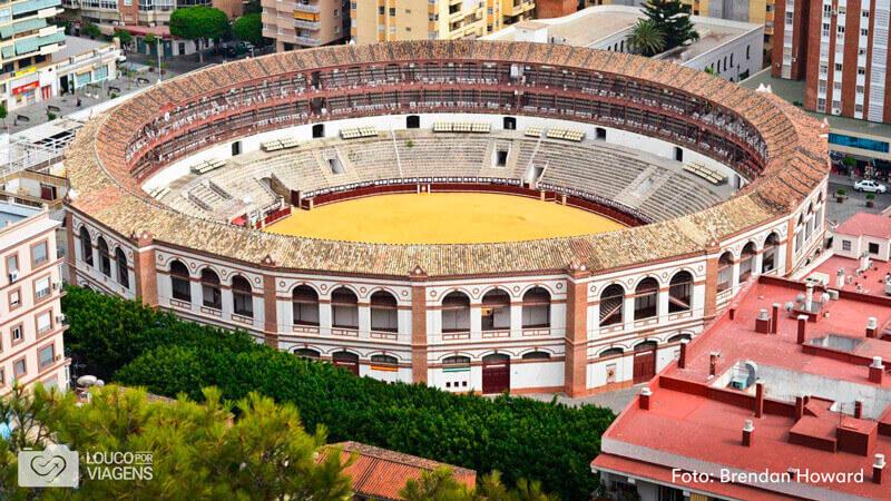 plaza dos toros ronda espanha