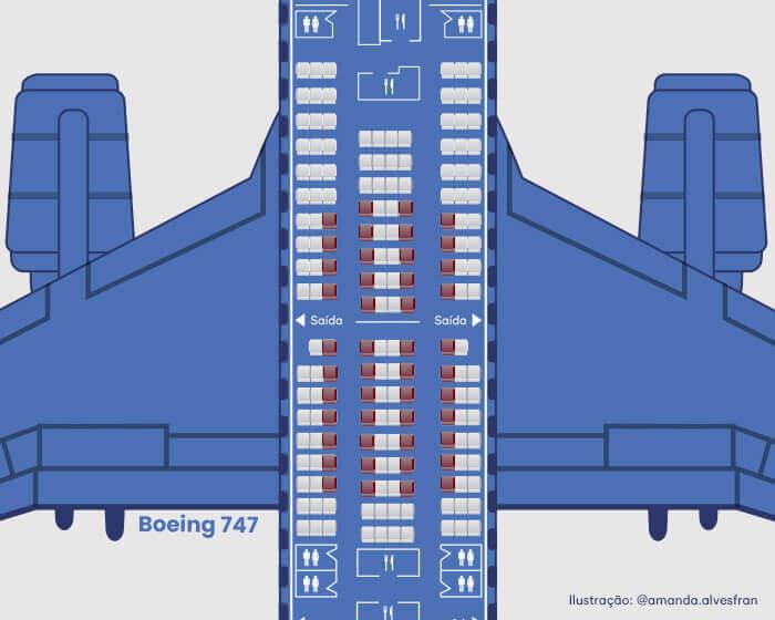 assento aviao para quem tem medo