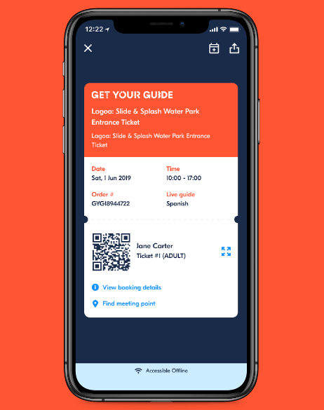 getyour guide app
