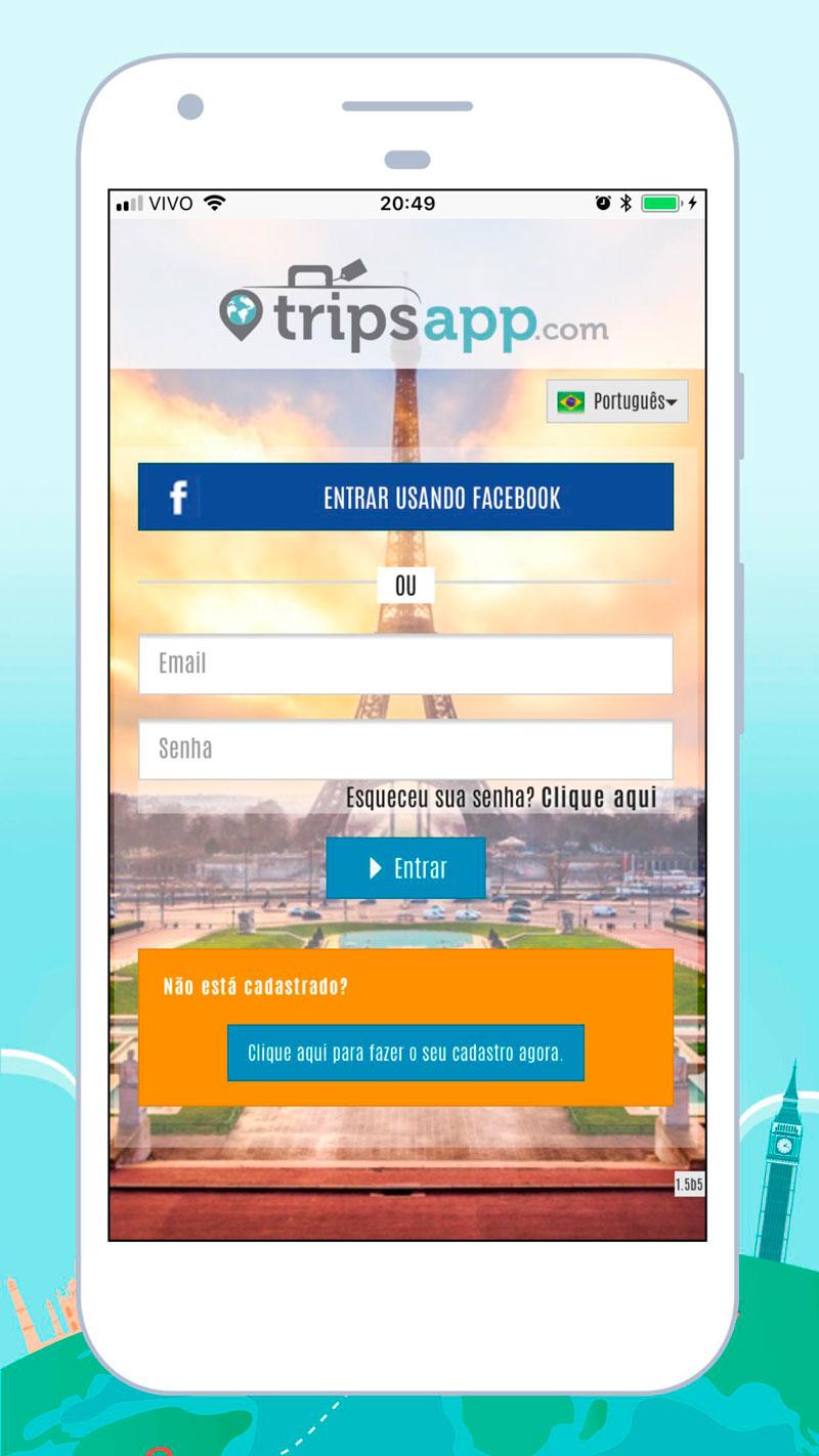 tripsapp app