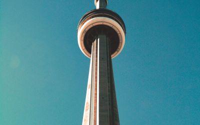 CN Tower e o Ripley's Aquarium – Toronto – Vídeo