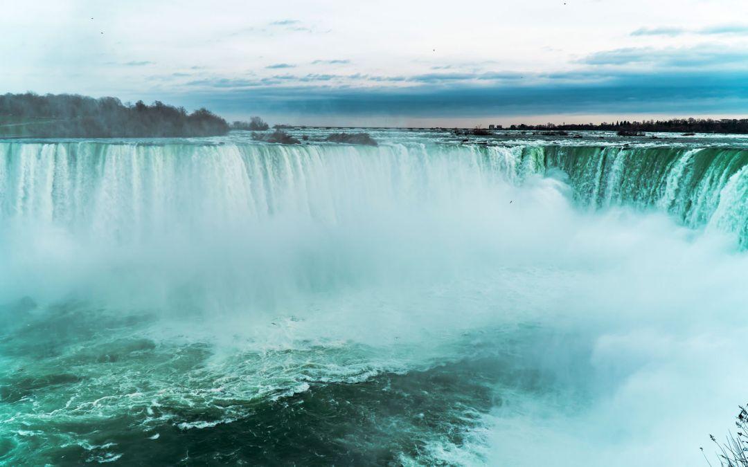 Cataratas do Niágara – Canadá – Vídeo